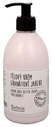 Tělový krém Granátové jablko (Aroma Body Butter Cream) 500 ml