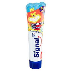 Dětská zubní pasta s ovocnou příchutí Kids Fruity 50 ml