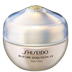Denný ochranný krém pre všetky typy pleti Future Solution LX(Total Protective Cream) 50 ml