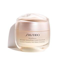 Pleťový krém proti vráskám pro suchou pleť Benefiance (Wrinkle Smoothing Cream Enriched) 50 ml