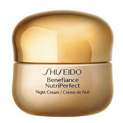 Revitalisierende Nachtcreme gegen Falten Benefiance NutriPerfect 50 ml
