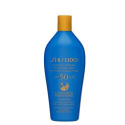 Voděodolné ochranné mléko na obličej a tělo SPF50+ (Expert Sun Protector Face & Body Lotion) 300 ml