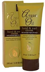 Krém na ruce a nehty s arganovým olejem 100 ml - SLEVA - poškozená krabička