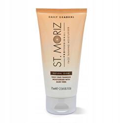 Hydratační samoopalovací denní pleťový krém Professional Natural Glow (Face Tanning Moisturiser) 75 ml