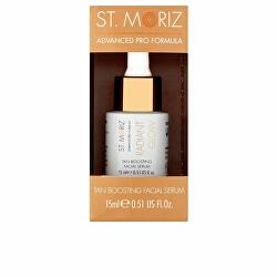 Samoopalovací pleťové sérum Radiant Glow (Tan Boosting Facial Serum) 15 ml