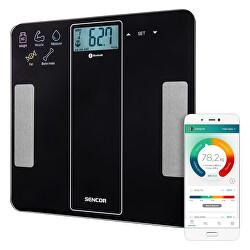 Osobní fitness váha s bluetooth SBS 8000BK
