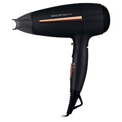 Vysoušeč vlasů SHD 7100BK