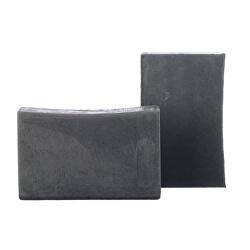 Přírodní čisticí mýdlo s aktivním uhlím Carbone (Activated Charcoal Natural Soap) 110 g