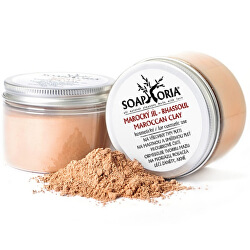 Natural cosmetic lut marocan (Maroccan Clay For Cosmetic Use) 100 g