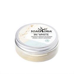 Přírodní krémový deodorant In White (Organic Cream Deo Woman) 50 ml