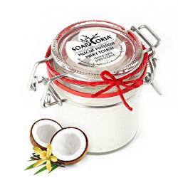 Organismul natural de plăcere Souffle Lapte (Milky Touch Body Souffle) 125 ml