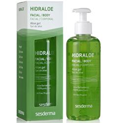 Hydratační gel na obličej a tělo Hidraloe (Aloe Gel) 250 ml
