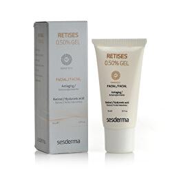 Intenzivně obnovující gelový krém s retinolem a kyselinou hyaluronovou Retises (Antiaging Gel) 30 ml