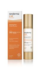 Rozjasňující fluid pro unavenou pleť C-VIT (Radiance Glowing Fluid) 50 ml