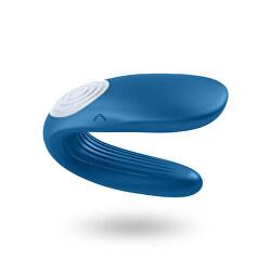 Modrý partnerský vibrátor Partner Toy Whale