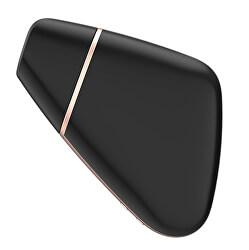 Vibrátor na stimulaci klitorisu Love Triangle Black