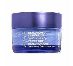Hydratační oční gelový krém Hyaluronic Tripeptide (Gel-Cream for Eyes) 15 ml