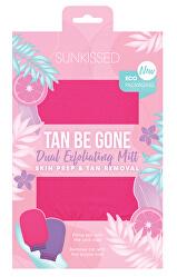 Oboustranná rukavice s peelingovým efektem Tan Be Gone (Exfoliating Mitt)