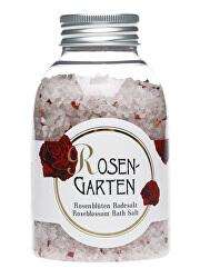 Koupelová sůl Rosengarten (Bath Salt) 400 g