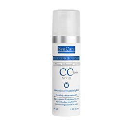 CC krém proti zčervenání pleti SPF 20 Decongenesia 30 ml
