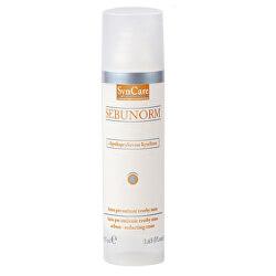 Pleťový krém pre zníženie mazu Sebunorm (Reducting Cream) 75 ml