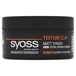 Zmatňující stylingová hlína na vlasy Texture (Clay) 100 ml