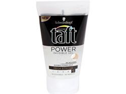 Neviditelný gel na vlasy s extra silnou fixací Power (Invisible Gel) 150 ml