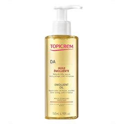 Zvláčňující olej pro suchou a atopickou pokožku DA (Emollient Oil) 145 ml