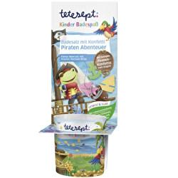 Sůl do koupele s konfetami Pirátské dobrodružství 40 g
