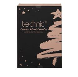 Adventní kalendář s dekorativní kosmetikou Advent Calendar