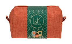 Set cadou de călătorie pentru îngrijirea corpului Travel Bag