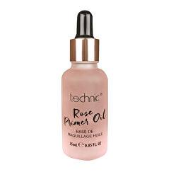 Olejová podkladová báze pod make-up Rose Primer Oil 25 ml