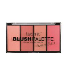 Paletka tvářenek Blush Palette Warm Edit