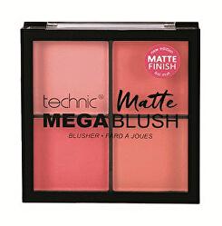 Paletka tvářenek Mega Matte Blush 11,2 g
