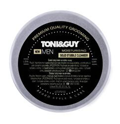 Čistiaci tuhý krém na krátke fúzy (Moisturising Solid Stubble Cleanser) 75 ml