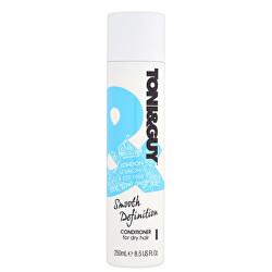 Uhladzujúci kondicionér pre suché vlasy Smooth Definition (Condicioner For Dry Hair ) 250 ml