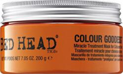 Obnovující maska na barvené vlasy Bed Head Colour Goddess (Miracle Treatment Mask) 200 g