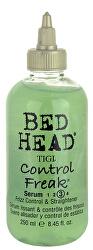 Sérum pro nepoddajné a krepatějící se vlasy Bed Head (Control Freak Serum) 250 ml