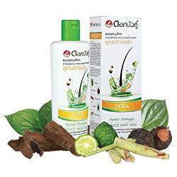 Intenzivní bylinný šampon proti vypadávání vlasů-Extra (Herbal Shampoo-Extra) 300 ml