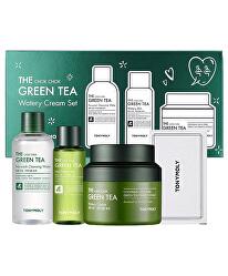 Dárková sada pleťové hydratační péče The Chok Chok Green Tea (Watery Cream Set)