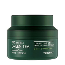Antioxidační pleťový krém The Chok Chok Green Tea (Intense Cream) 60 ml