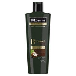 Kokosový šampon pro hydrataci suchých a poškozených vlasů Botanique (Nourish & Replenish Shampoo) 400 ml