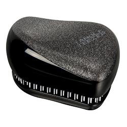 Profesionální kartáč na vlasy Compact Styler Black Sparkle