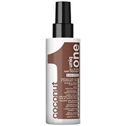 Kokosová vlasová kúra 10 v 1 Uniq One (All In One Hair Treatment Coconut) 150 ml