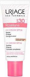 CC krém pro citlivou pleť se sklonem k začervenání SPF 30 Roséliane (CC Cream SPF 30) 40 ml