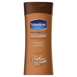 Lapte de corp hidratant pentru pielea uscată(Cocoa Radiant Lotion) 400 ml