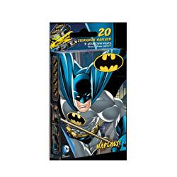 Sterilní náplasti pro děti Batman 20 ks