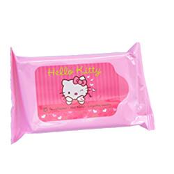 Vlhčené ubrousky pro děti Hello Kitty 15 ks
