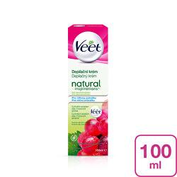 Depilační krém Natural Inspirations 100 ml