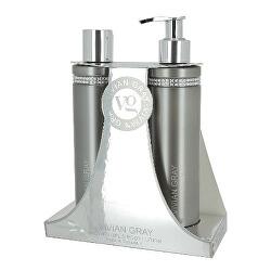 Set de produse cosmetice Grey Crystals